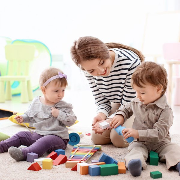 Child care services at home