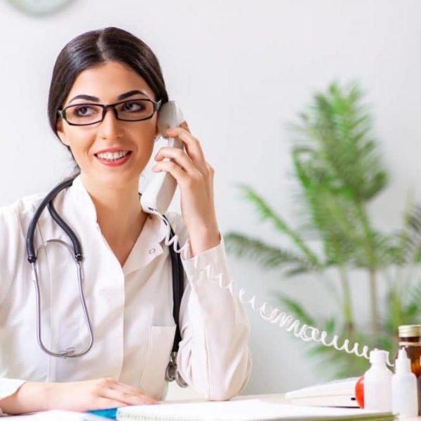 مشاوره پزشکی تلفنی تهران