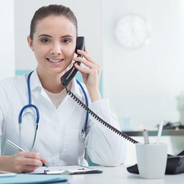 مشاوره پزشکی تلفنی